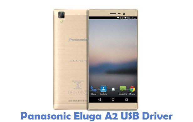 Panasonic Eluga A2 USB Driver