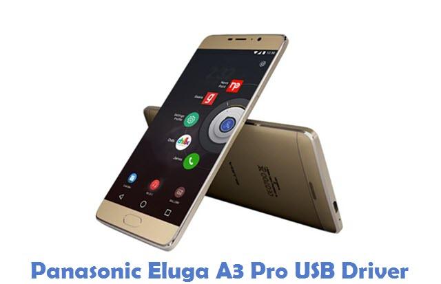 Panasonic Eluga A3 Pro USB Driver