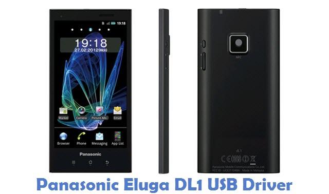 Panasonic Eluga DL1 USB Driver