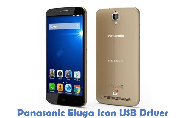 Panasonic Eluga Icon USB Driver