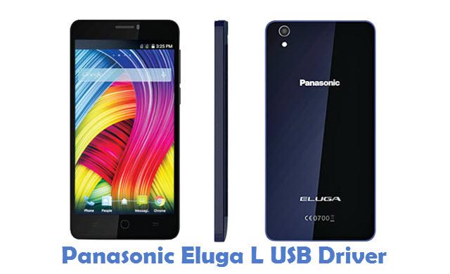 Panasonic Eluga L USB Driver