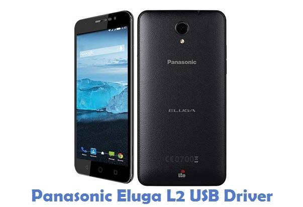 Panasonic Eluga L2 USB Driver