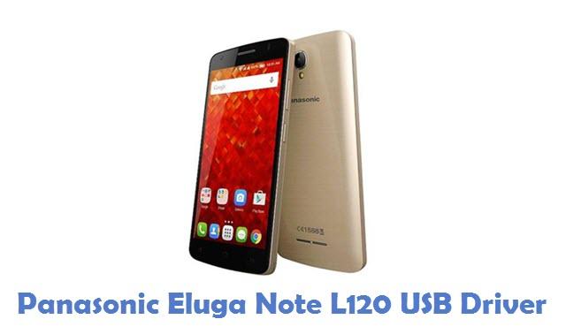 Panasonic Eluga Note L120 USB Driver