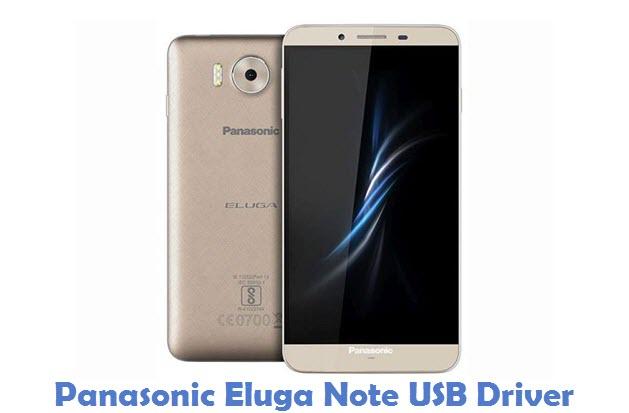 Panasonic Eluga Note USB Driver