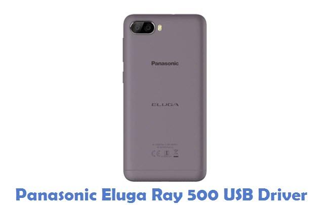 Panasonic Eluga Ray 500 USB Driver