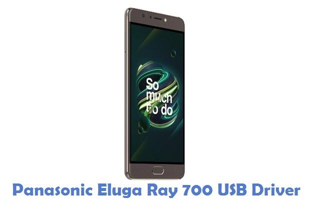 Panasonic Eluga Ray 700 USB Driver