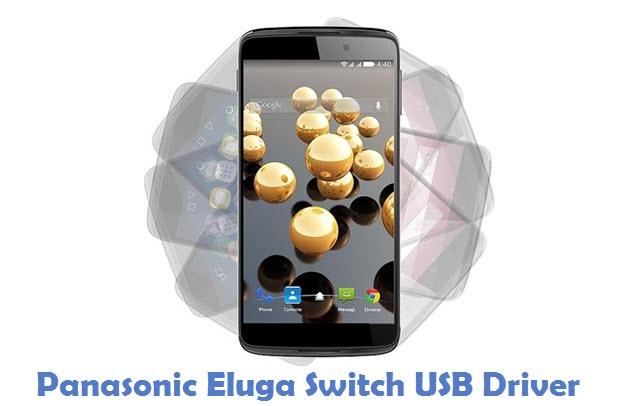 Panasonic Eluga Switch USB Driver