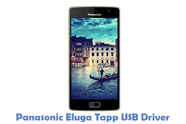 Panasonic Eluga Tapp USB Driver