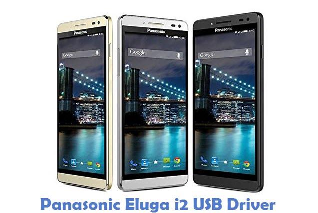 Panasonic Eluga i2 USB Driver