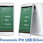 Panasonic P31 USB Driver