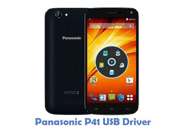 Panasonic P41 USB Driver