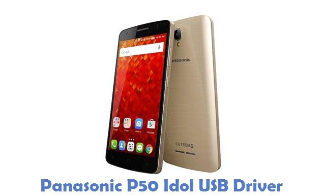 Panasonic P50 Idol USB Driver