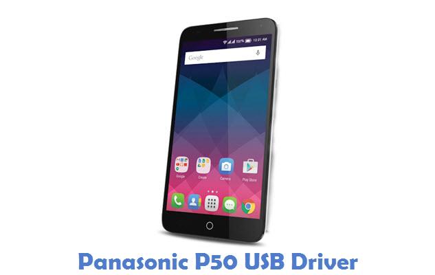 Panasonic P50 USB Driver