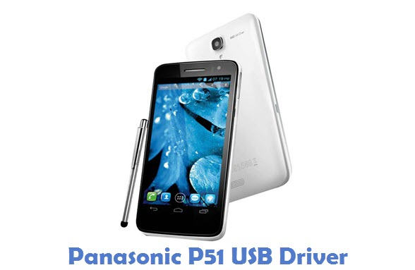 Panasonic P51 USB Driver