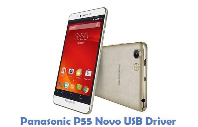 Panasonic P55 Novo USB Driver