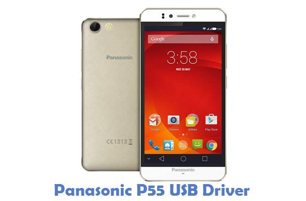 Panasonic P55 USB Driver