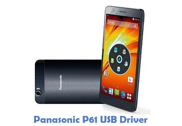 Panasonic P61 USB Driver