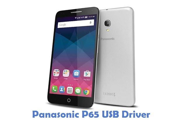 Panasonic P65 USB Driver