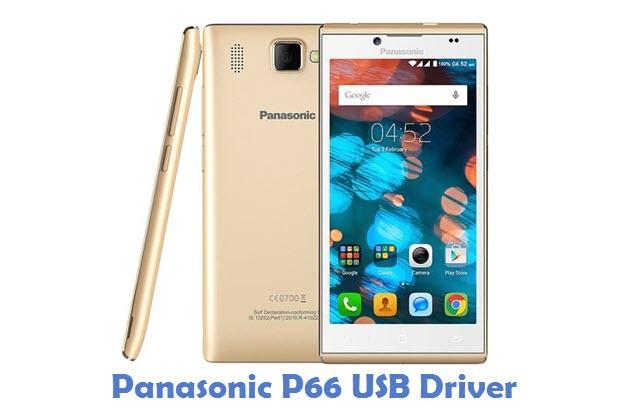 Panasonic P66 USB Driver