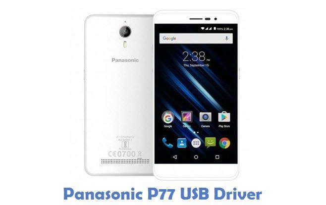 Panasonic P77 USB Driver