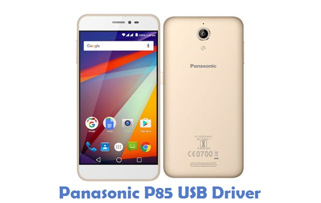 Panasonic P85 USB Driver