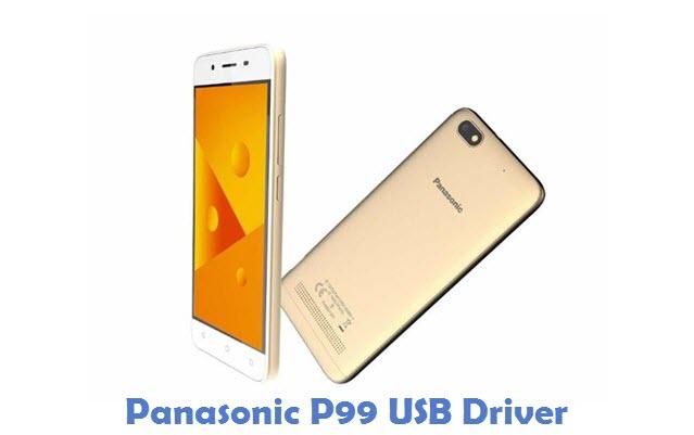 Panasonic P99 USB Driver