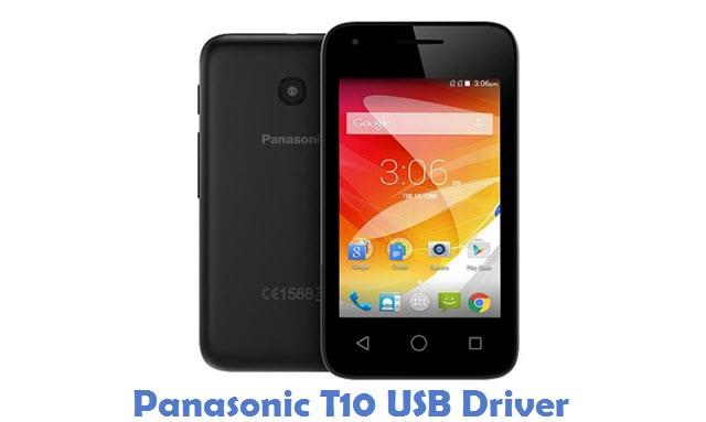 Panasonic T10 USB Driver