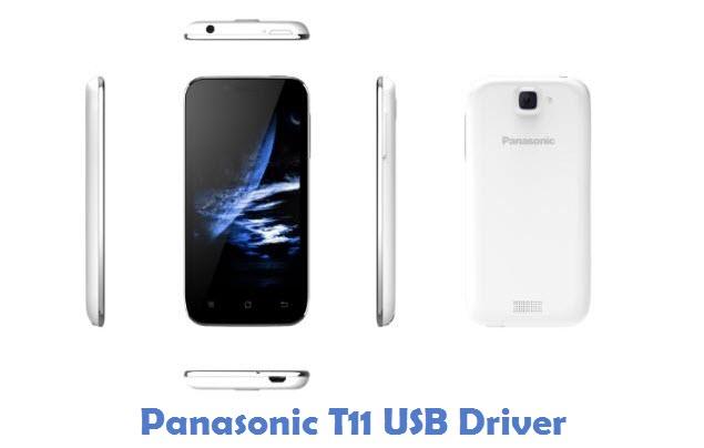 Panasonic T11 USB Driver
