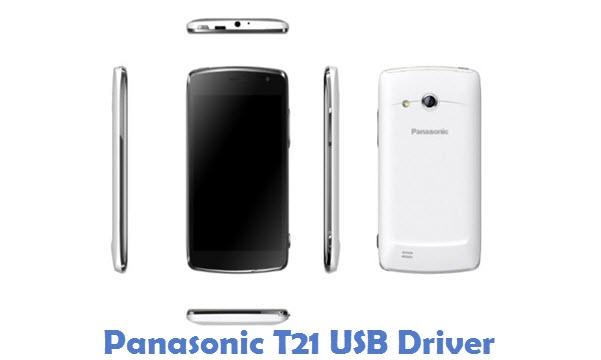 Panasonic T21 USB Driver