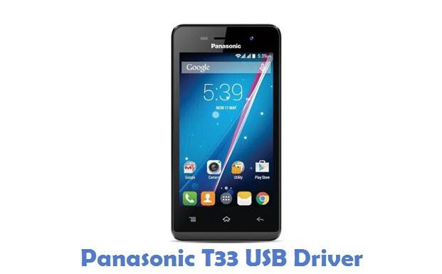 Panasonic T33 USB Driver