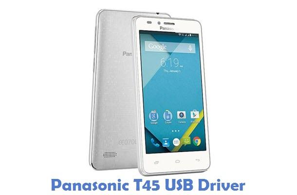 Panasonic T45 USB Driver