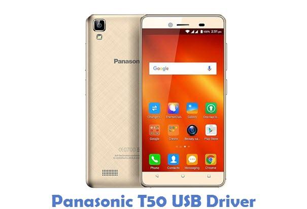 Panasonic T50 USB Driver