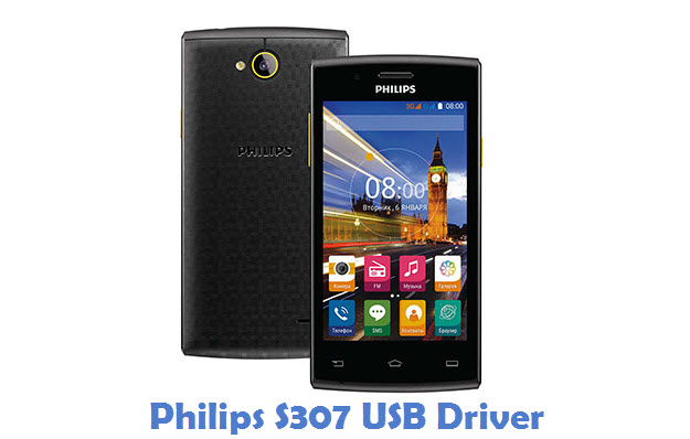 Philips S307 USB Driver