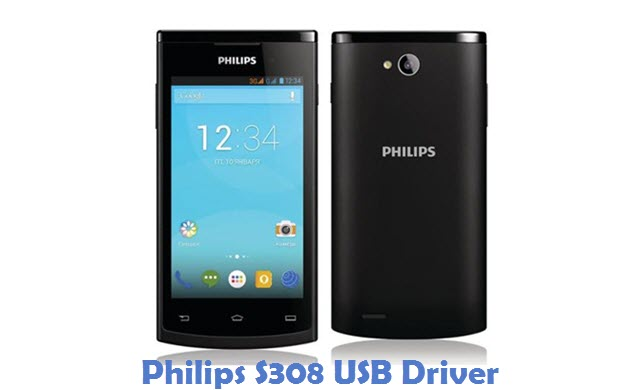 Philips S308 USB Driver
