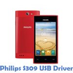 Philips S309 USB Driver