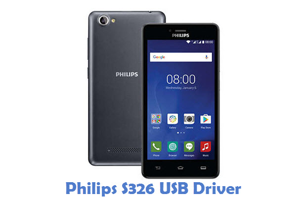 Philips S326 USB Driver