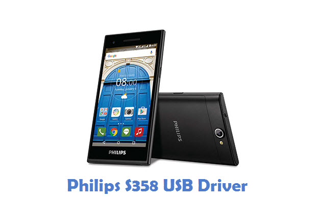 Philips S358 USB Driver