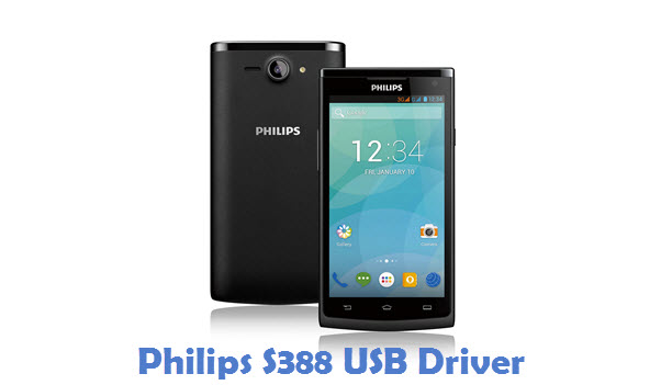 Philips S388 USB Driver