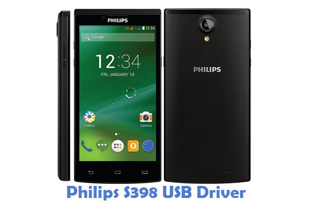 Philips S398 USB Driver