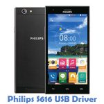 Philips S616 USB Driver
