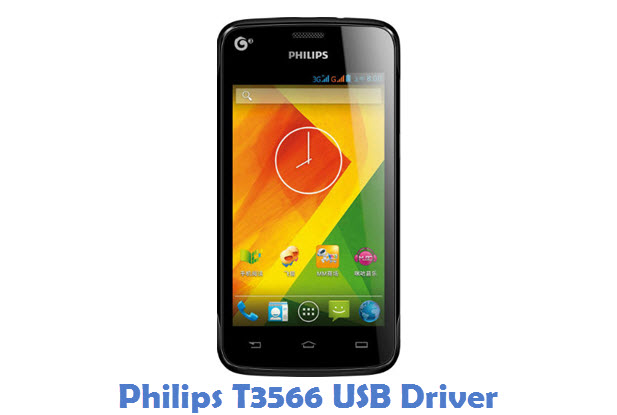 Philips T3566 USB Driver