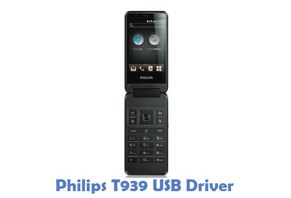 Philips T939 USB Driver