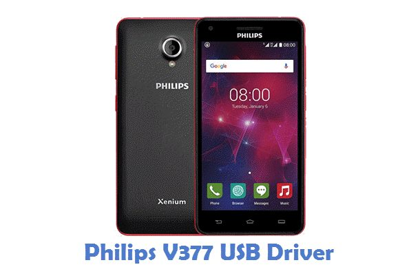 Philips V377 USB Driver