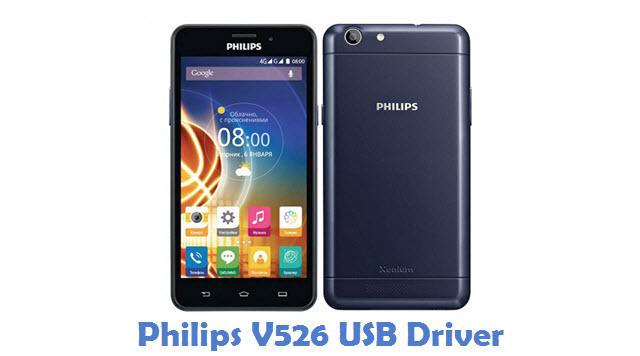 Philips V526 USB Driver