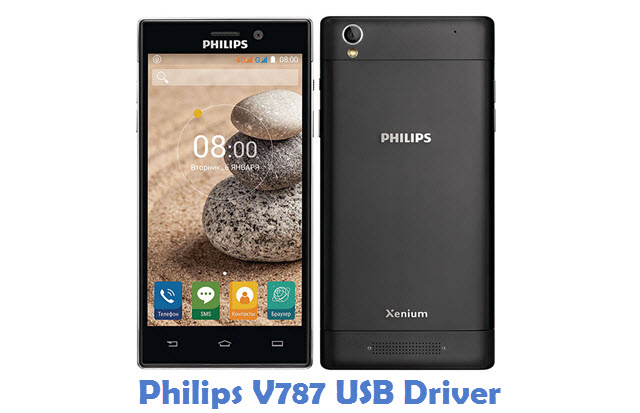 Philips V787 USB Driver