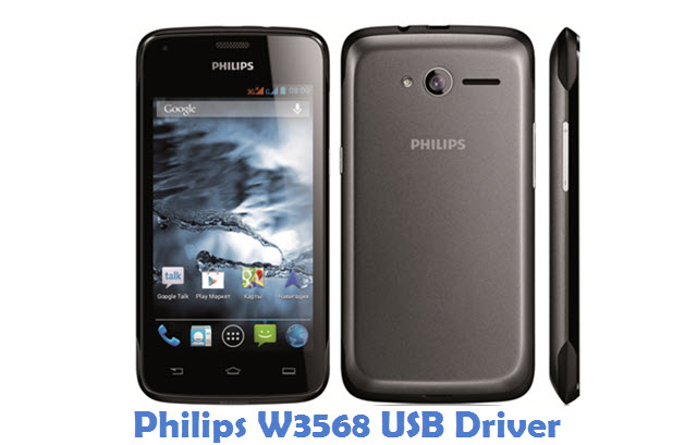 Philips W3568 USB Driver