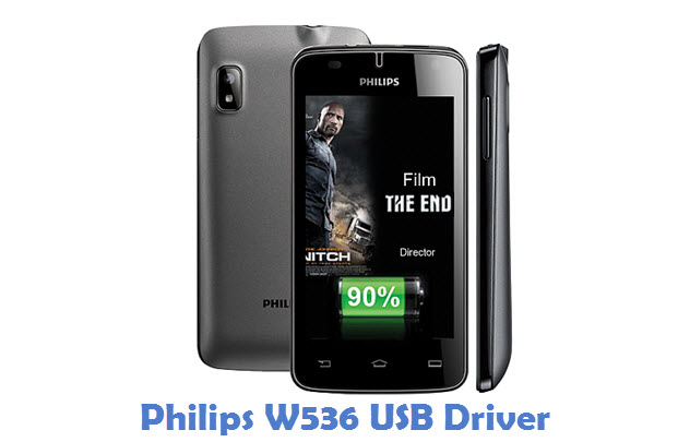 Philips W536 USB Driver