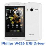 Philips W626 USB Driver