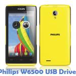 Philips W6500 USB Driver
