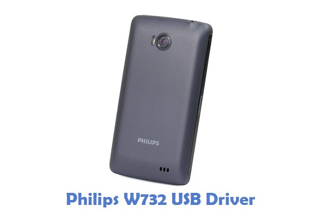 Philips W732 USB Driver